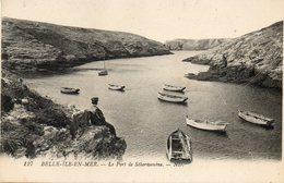 BELLE ILE EN MER....le Port De STHERWOUENE - Belle Ile En Mer