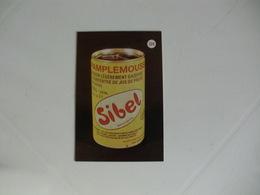 Drink Sibel Portugal Portuguese Pocket Calendar 1988 - Calendriers