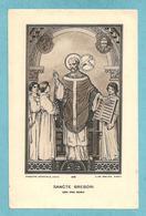 S. GREGORIO  - E - RB - Mm. 75 X 115 - Religione & Esoterismo
