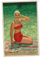Baadster, Baigneuse Sur La Plage, Pin-up (pk52954) - Pin-Ups