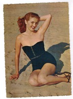 Baadster, Baigneuse Sur La Plage, Pin-up (pk52955) - Pin-Ups