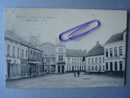 ROULERS : Place De La Station, Au Lion D'or, In Den Trap. - Roeselare