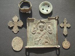Archaeological Finds #11 Metal Detector Finds - Archéologie
