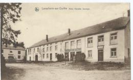 Lavacherie-sur-Ourthe - Hôtel Adolphe Sauvage - Edit. Ad. Sauvage, Hôtel De L'Ourthe - Sainte-Ode
