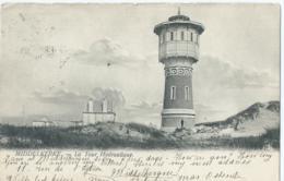 Middelkerke - La Tour Hydraulique - Th. Van Den Heuvel éditeur - 1904 - Middelkerke