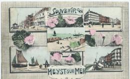 Heist - Heyst-sur-Mer - Souvenir De Heyst-sur-Mer - Phototypie L. Collin - 1910 - Heist