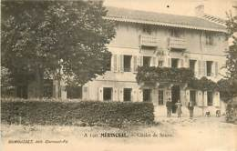 23* MERINCHAL Chalet De Sauve               MA84,1267 - France