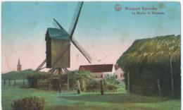 Nieuwpoort - Nieuport -  Le Moulin De Westende - M.B.C.P. Sér. 1, 4. - Nieuwpoort