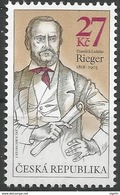 2018 : Frantisek (1818-1903) RIEGER Politicien Et éditeur De La 1ère Encyclopédie Générale Tchèque - Czech Republic