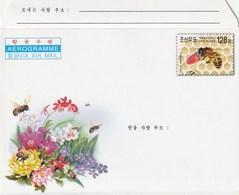 Aerogramme - 2005 The Life Of The Honey Bee - Corea Del Norte