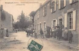 58 - Nièvre / 20032 - Boisgibault - Maison Bouchier Boitier Et Grande Rue - Beau Cliché Animé - Défaut - Autres Communes