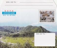 Aerogramme - 2005 Relics From The Time Of The Koguryo Kingdom - Corea Del Norte