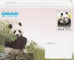 Aerogramme - 2005 Giant Panda - Corea Del Norte