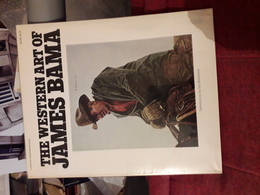 The Western Art Of James Bama - Livres, BD, Revues