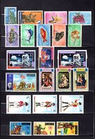 Grenada   1966-72  ,   Y&T  Nº   204-252-283/288-290-310-312-339-348-368/370-412/414-419/421 - Granada (...-1974)