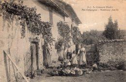 B55183 Nos Campagnes, Limousin Illustré - Agriculture