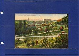 ##(ROYBOX1)-Postcards- Russia -  Essentuki -  Used 1917 - Russie