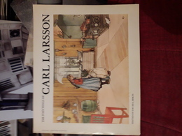 The Paintings Of Carl Larsson - Livres, BD, Revues