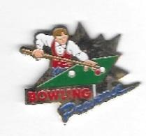Pin's Ville, Région, Sport  Bowling  PROVENCE - Bowling