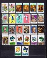 Grenada   -  Grenadina    1974  ,   Y&T  Nº   15/16-29/32-37-45/47-53/59-60/61-67/73 - Granada (...-1974)