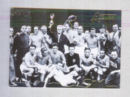ITALIA CALCIO 1938...CALCIO ..MUNDIAL....SOCCER..WORLD CUP....FOOTBALL..FIFA - Trading Cards