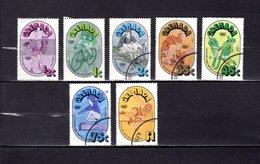 Grenada  1976  ,   Y&T  Nº   689/695 - Granada (...-1974)