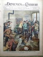 La Domenica Del Corriere 20 Marzo 1910 Chiesa Canale Panama Abbazia Suffragette - Books, Magazines, Comics