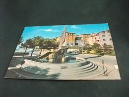 MONUMENTO AL PARACADUTISTA D'ITALIA PIAZZA DEL SACRARIO VITERBO CORRIERA AUTOBUS - Monumenti Ai Caduti