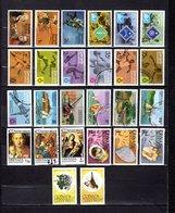 Grenada - Grenadina 1975  ,   Y&T  Nº   74/76-82/84-89/95-96/98-102-110-116/118-125/127-132/133 - Granada (...-1974)
