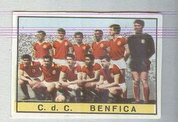 BENFICA CALCIO TEAM .....EUSEBIO..MUNDIAL....SOCCER..WORLD CUP....FOOTBALL..FIFA - Trading Cards