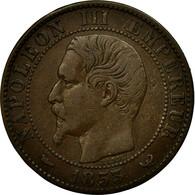 France, Jeton, Chamber Of Commerce, Visite De Napoléon III à Lille, 1853, TB - France