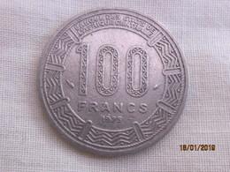 Congo-Brazzaville: 100 Francs CFA 1975 - Congo (République 1960)