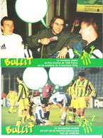 NANTES. 2 CP FOOTBALL FC NANTES Reynald Pédros Et Phase De Jeu (Jeu Bullit) - Nantes