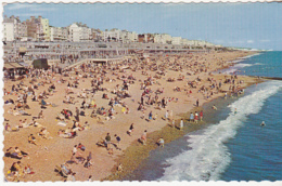 Postcard - Brighton Beach - Card No. 334 - Posted 25-07-1962 - VG - Cartes Postales