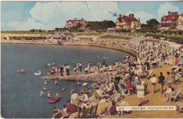 Postcard - West Bay, Westgate-On-Sea - Posted 05-06-1962 - VG - Cartes Postales