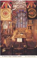 Postcard - The Wariors Chapel, Canterbury Cathedral - Card No. 3TH 65 - VG - Cartes Postales