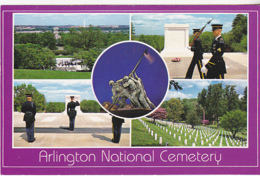 Postcard - Arlington National Cemetery, U.S.A - Card No. 3US DC 27 - VG - Cartes Postales