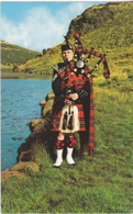 Postcard - Sergeant Piper Of Te King's Own Scottish Borderers - Card No. PT35905 - Posted 20-07-1968 - VG - Cartes Postales