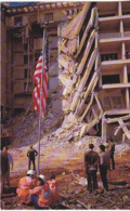 Postcard - The Bombing Of US Embassy In Beirut - Card No. CL-RR.SER #74 SC18559 - VG - Cartes Postales