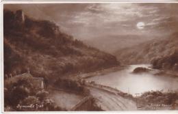 Postcard - Art - Elmer Keene - Symond's Yat - Posted 25-??-1932 - VG - Postcards