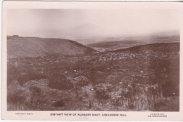 Postcard - Distant View Of Nursery Knot, Greenhow Hill - Card No. P.B 14 - Good - Cartes Postales