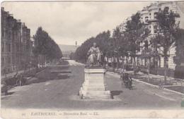 Postcard - Eastbourne - Devonshire Road - Posted 19-04-1910 - VG - Cartes Postales