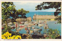 Postcard - The Harbour, Saundersfoot - Card No. PT27331 - VG - Cartes Postales