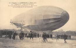 Lunéville - Le Zeppelin IV Tirant Sur Ses Ancres - Cecodi N'40 - Luneville