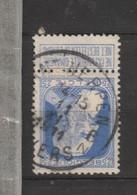 COB 76 Oblitéré ANVERS 6 N - 1905 Grosse Barbe