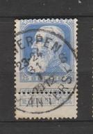 COB 76 Oblitéré ANVERS 6 L - 1905 Grosse Barbe