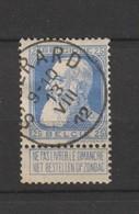 COB 76 Oblitéré ST-GERARD - 1905 Grosse Barbe