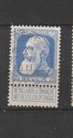 COB 76 Oblitéré ANVERS - 1905 Grosse Barbe