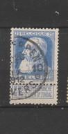 COB 76 Oblitéré ANVERS 10 G - 1905 Grosse Barbe