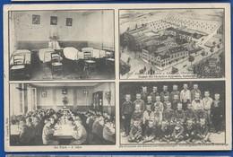 GUENANGE     Maison Des Orphelins Apprentis De Guénange  écrite En 1910 - France